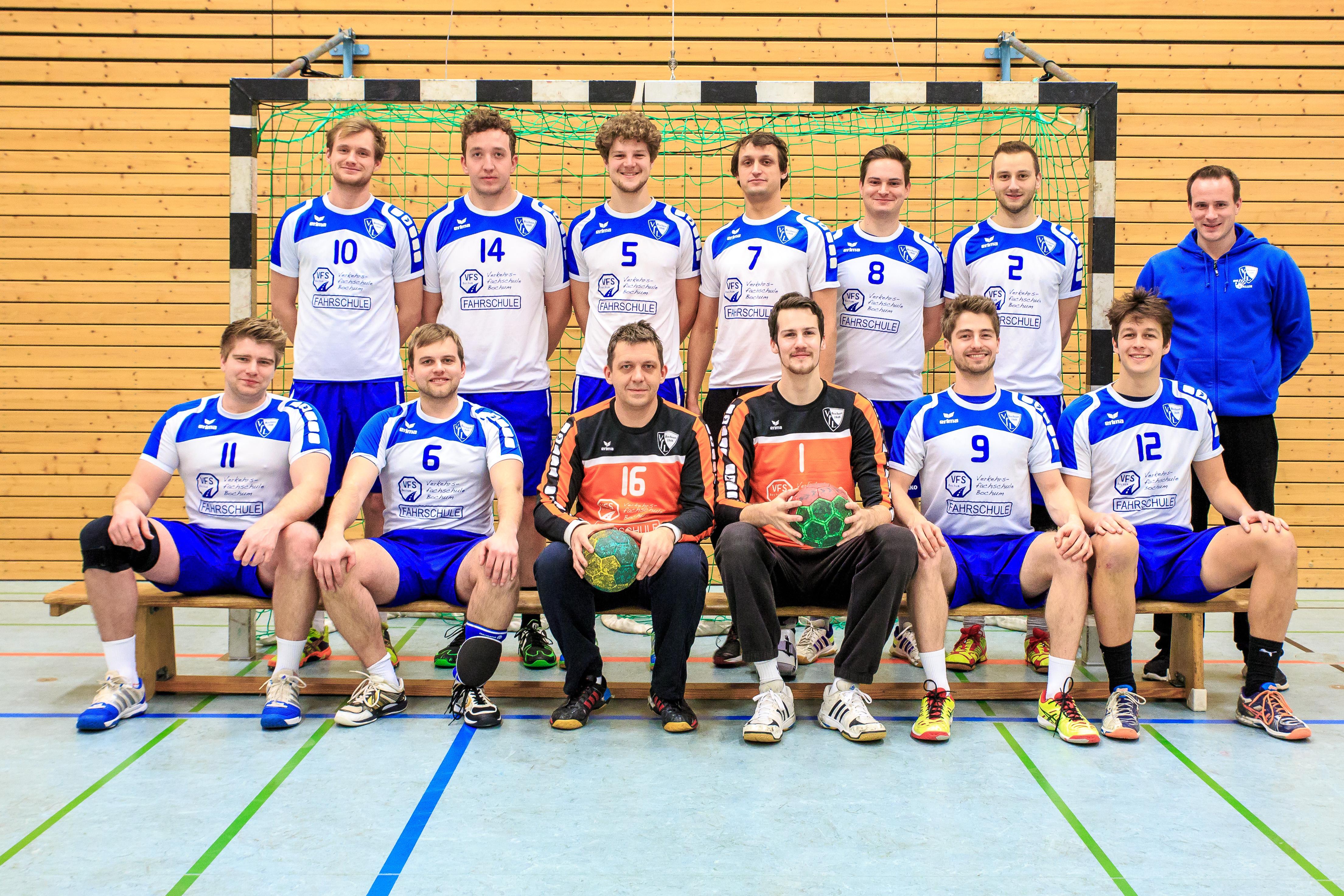Mannschaftsfoto ERSTE