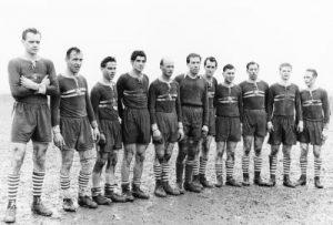 1953/54 Aufstieg in die Landesliga