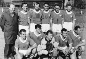 1962/63 Aufstieg in die Bezirksliga